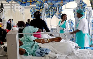 WHO sees high risk from Kenya cholera outbreak