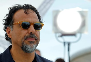 Inarritu puts a border guard's gun to your head in VR film at Cannes