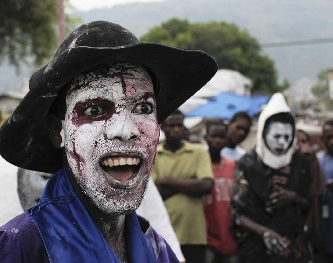 Image result for Voodoo in haiti