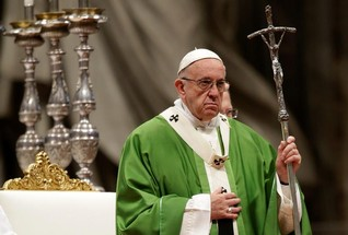 "Helping the poor is a ""Passport to Paradise"", Pope says"
