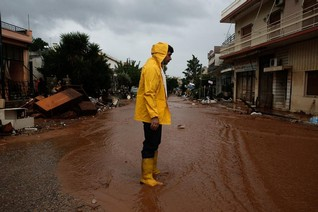 Greece to give millions in compensation to flood victims
