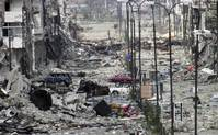Syria negotiator says Homs once again a
