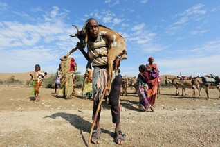 East African drought