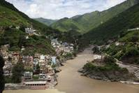 Head of flood-hit India state plans new development approach