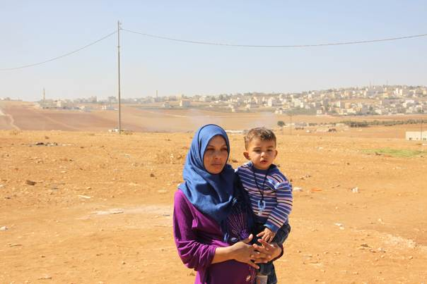 CARE releases new Study on the situation of urban Syrian refugees, and Jordanian host communities. (Photo: CARE/Johanna Mitscherlich)