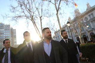 Spain's far-right debuts in Senate by blocking anti-homophobia motion