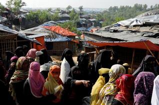 Myanmar troops' sexual violence against Rohingya shows 'genocidal intent' -U.N. report
