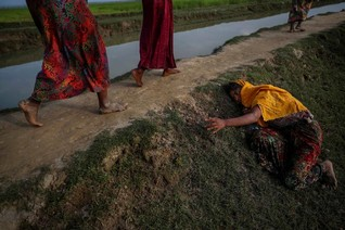 TIMELINE-Two years on, a look at the Rohingya crisis