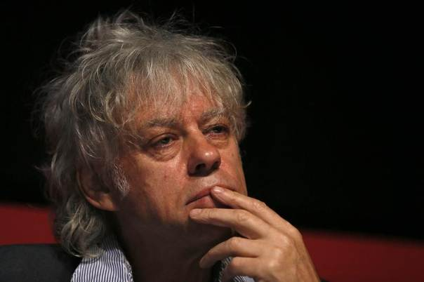 Singer Bob Geldof attends a media launch of the Africa Progress Report 2014 in London, United Kingdom, May 8, 2014. REUTERS/Stefan Wermuth