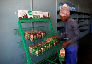 UN to deliver food aid to 4.1 mln in Zimbabwe, fears 'major crisis'