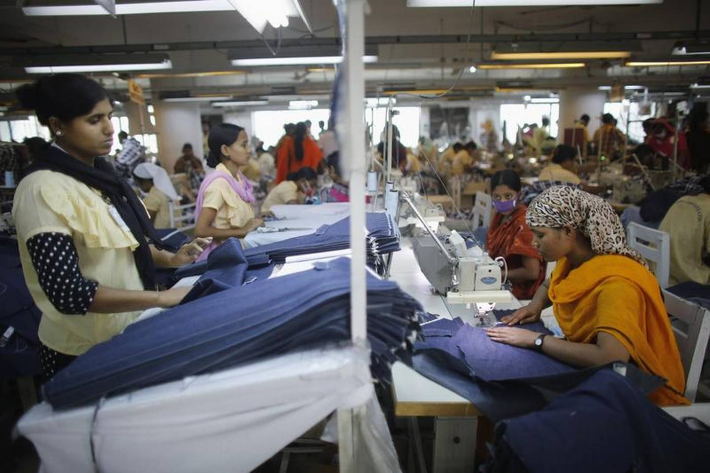 Bangladesh to digitally map supply chain to tackle garment sector abuse