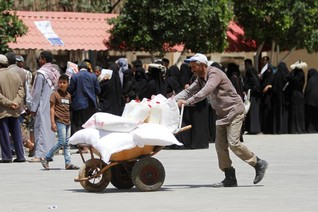 U.N. warns 22 aid programs in Yemen will close if countries do not pay pledges