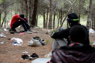 Morocco plays cat and mouse with Africans headed to Europe