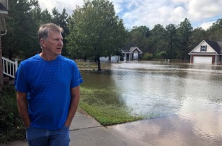 After Florence floods, the uninsured awaken to painful reality