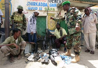 Somali Islamist insurgents stone man to death for adultery