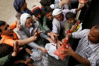 Gulf states must donate to avert famine in Yemen - U.N.