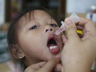 Saudi foundation pledges $50 million to eradicate measles