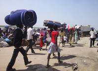 Ceasefire vital to get aid to trapped South Sudanese