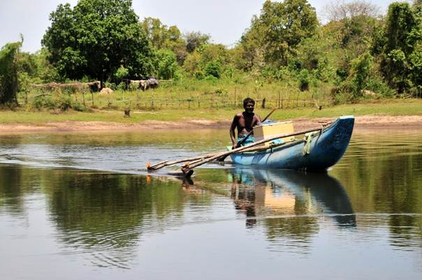 Ancient irrigation reservoirs have played an important role in Sri Lanka's agriculture and could be even more vital now due to changing weather patterns, new research has found. Thomson Reuters Foundation/Amantha Perera