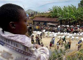 Burundi stops World Food Program convoy from entering country