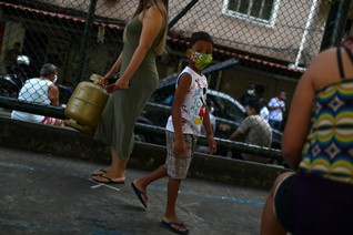 Rio's favelas turn to technology to fight underreporting of coronavirus cases