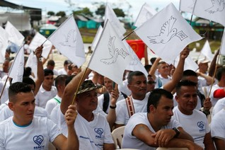 Colombia's FARC rebels to debut political party on Sept. 1