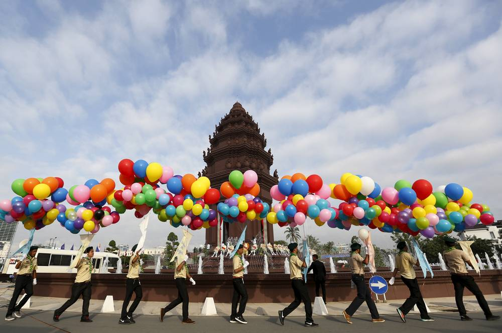 Cambodia to teach LGBT+ issues in schools to tackle discrimination