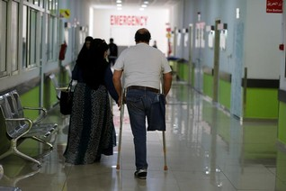 Surgeons in Lebanon offer hope to wounded Syrian refugees