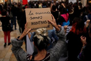 """""""Wolf Pack"""" sex abuse culprits freed on bail in Spain"""