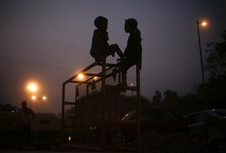 Game on: in Indian online adventure, players decide fate of trafficked child