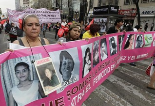 INTERVIEW-Daughter's murder led activist to hunt for Mexico's disappeared