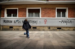"""Release of """"Wolf Pack"""" behind Pamplona sexual assault sparks outcry in Spain"""
