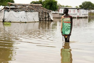 Floods predicted to uproot 50 mln people a year as climate heats up