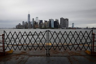 New York says first city to show how faring on goals to end social woes