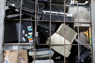 Electronic waste at new high, squandering gold, other metals -study