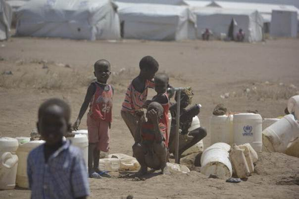Photo credit: Lucy Murunga, World Vision, Caption: The violence in South Sudan has left thousands dead, hundreds of thousands displaced, of these are thousands of children afflicted by the violence. At the Kenya's Kakuma refugee camp, an estimated 5,000 children had arrived by mid January.
