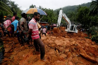 Sri Lanka landslides, floods death toll rises to 91; over 100 missing