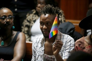Kenya High Court delays ruling on law banning gay sex to May 24 -judge
