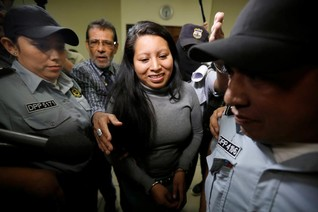 U.N. appalled at 30-year sentence for woman under El Salvador abortion law