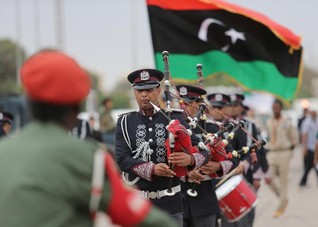 East Libyan forces say have arrested commander sought by ICC