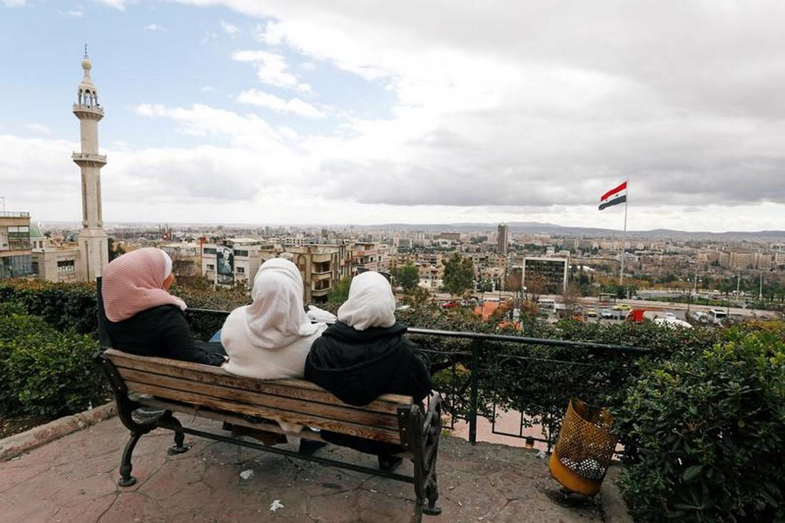 Women in Syria not borne the brunt of Syria lengthy civil war