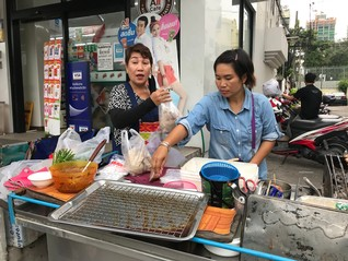 Bangkok street vendors: from Michelin star to fighting eviction