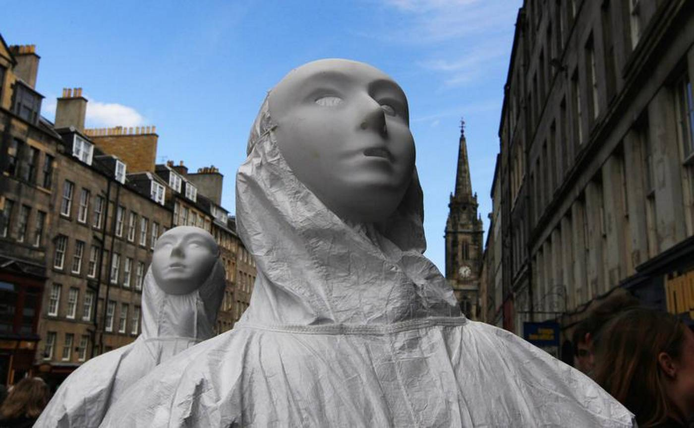 Image result for Art in the Time of Climate Change: Edinburgh Fringe Festival 2019 Is Going Green