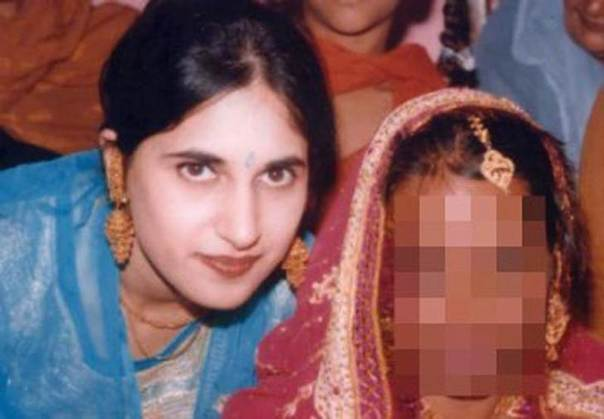 Surjit Kaur Athwal is seen at a wedding in India shortly before she disappeared in this handout file photograph. Her husband and mother-in-law were sentenced for her murder at the Old Bailey, London September 19, 2007. They said she had brought shame on her Sikh family by seeking a divorce. REUTERS/Scotland Yard/Handout