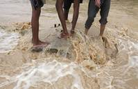 Lower-caste people get less aid when disaster strikes-report