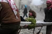 Save the Children describes healthcare disaster in Syria