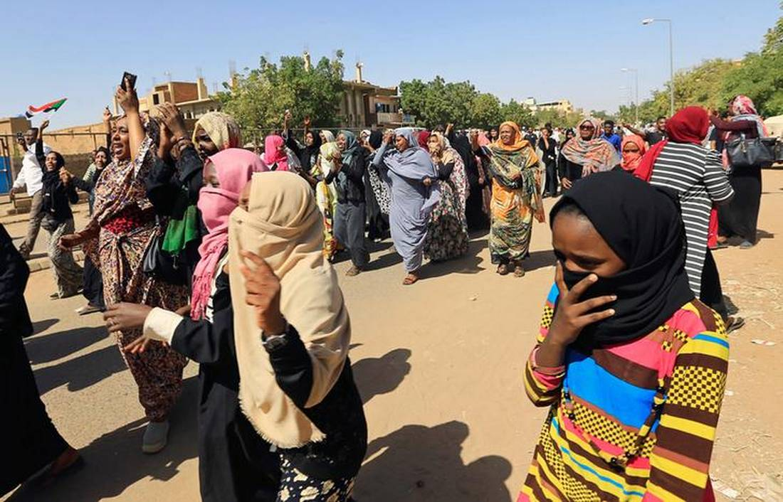 OPINION: A new dawn for women's rights in Sudan
