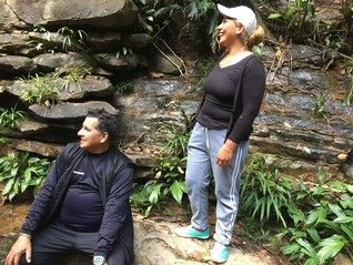 Colombia's ex-rebels turn tourist guides, but peace remains fragile