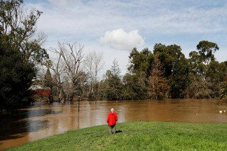 Wet weather eases California drought