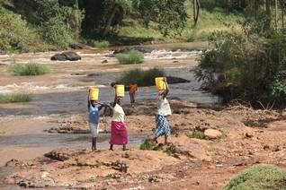 Huge dam to shore up Kenya's urban water – but may threaten Maasai Mara